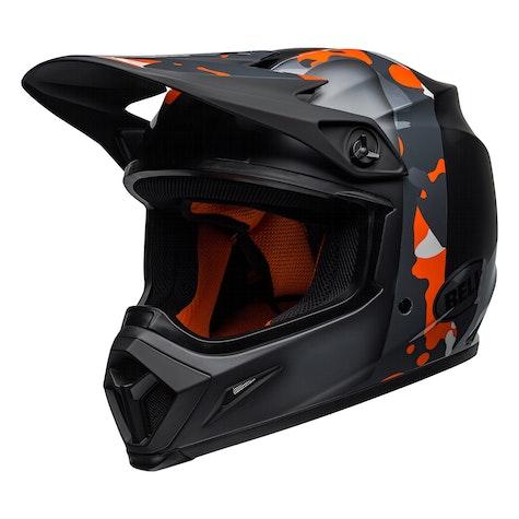 Bell MX-9 MIPS Presence MX-Helm