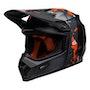 Black Flo Orange Camo