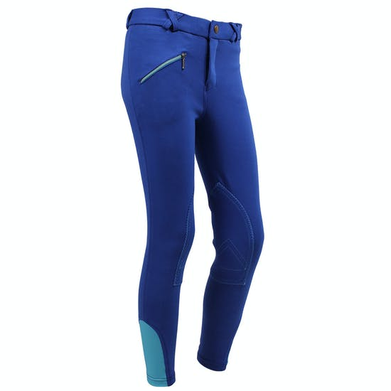 QHP Junior Kids Riding Breeches