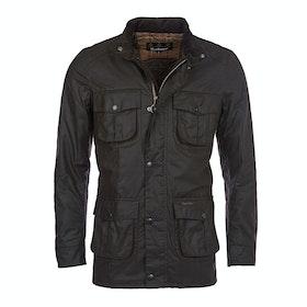 Barbour Corbridge Mens Wax Jacket - Rustic
