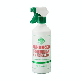Barrier Enhanced Formula 500ml Fly Spray - White