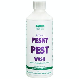 Barrier Pesky Pest Wash 500ml Dog Grooming - White