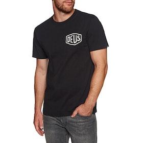 Deus Ex Machina Tokyo Address T Shirt - Black