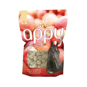 NAF Appy 1kg Horse Treats - Brown