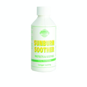 Barrier Sunburn Soother 250ml Horse First Aid - White