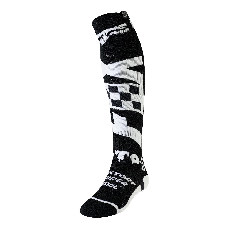 Mehrfarbig FOX Socken Fri Thin LINC