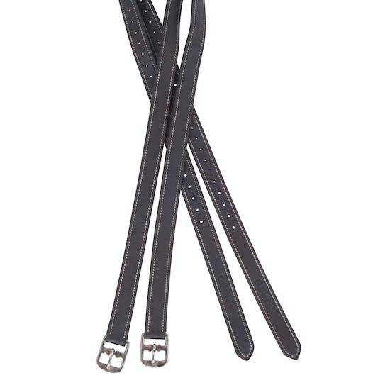 Collegiate Luxe Stirrup Leathers