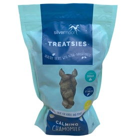 Silvermoor Calming Horse Treats - Brown