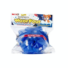 Absorbine ShowSheen Deodorising Woof Pouf Dog Grooming - Clear