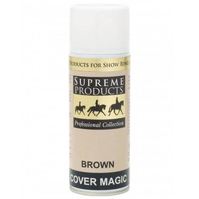 Supreme Products Cover Magic Show Preparation - Brown