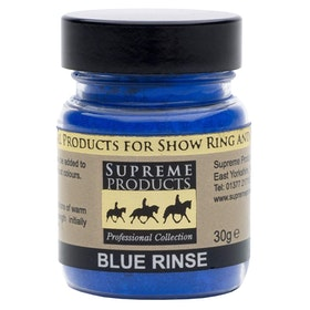 Shampooing Supreme Products Blue Rinse - Blue