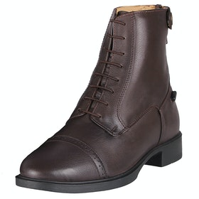 QHP Mens Toulouse Jodhpur Boots - Brown