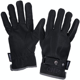 QHP Nova Zembla Gloves - Black Grey