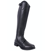 QHP Junior Julia Wide Long Riding Boots