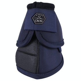 QHP Technical Bell Over Reach Boots - Navy