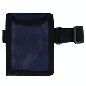 QHP Card Holder Medical Arm Band - Navy