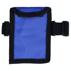 QHP Card Holder Medical Arm Band - Royal Blue