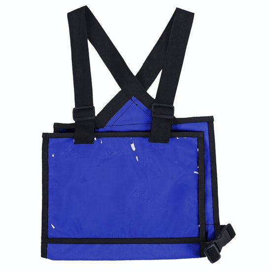 QHP Number Bib for Competition Jackets