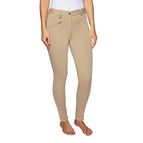 Derby House Classic Ladies Riding Breeches - Beige