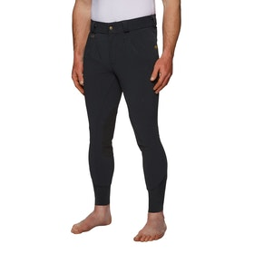 Derby House Elite Mens Riding Breeches - Black