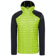 North Face Thermoball Hybrid Hoodie Jas