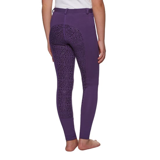 Derby House Gel Full Seat Riding Tights