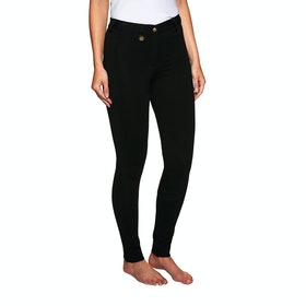 Derby House Pro Ladies Jodhpurs - Black