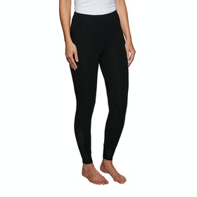 Derby House Elite Ladies Riding Tights - Black