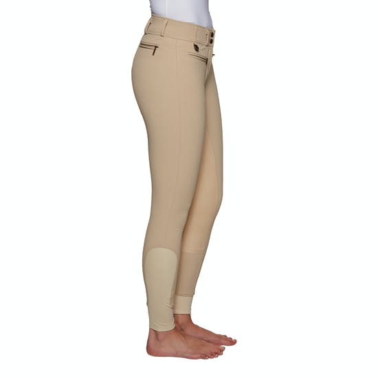 Derby House Elite High Waist Full Seat Ladies Riding Breeches
