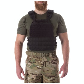 5.11 Tactical TacTec Plate Carrier Vest - Black