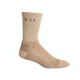 5.11 Tactical Level 1 6 Inch Socks - Coyote