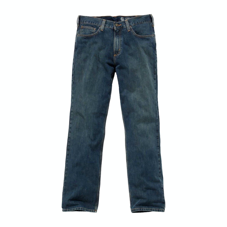 Carhartt Relaxed Straight Jean Workwear Pant From Nightgear Uk