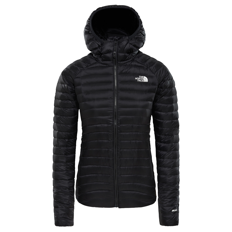 The North Face Men's Cirrus Jacket TNF Black, XX Large