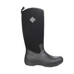 Muck Boots Arctic Adventure Ladies Wellies - Black