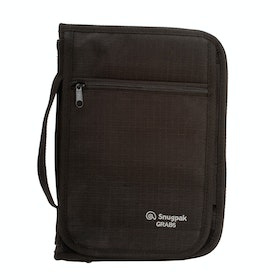 Snugpak Grab A5 Document Holder - Black