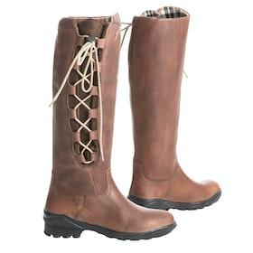 Tredstep Dargle Damen Country Boots - Dark Brown