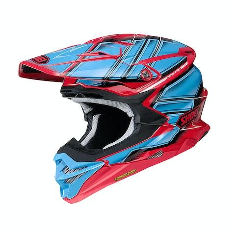 Shoei VFX-WR Glaive Motocross Helmet
