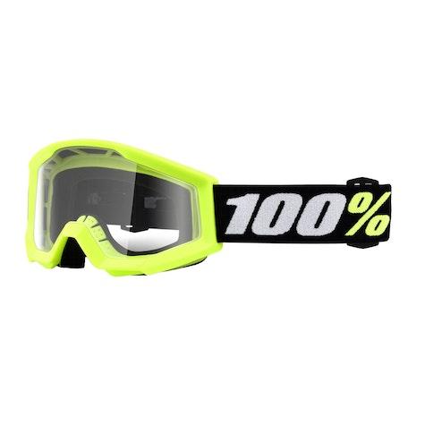 100 Percent Strata Mini Kids MX Brillen