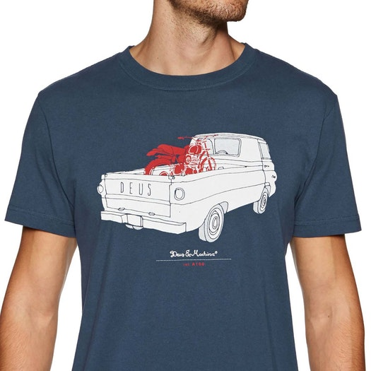 Deus Ex Machina The A100 T Shirt