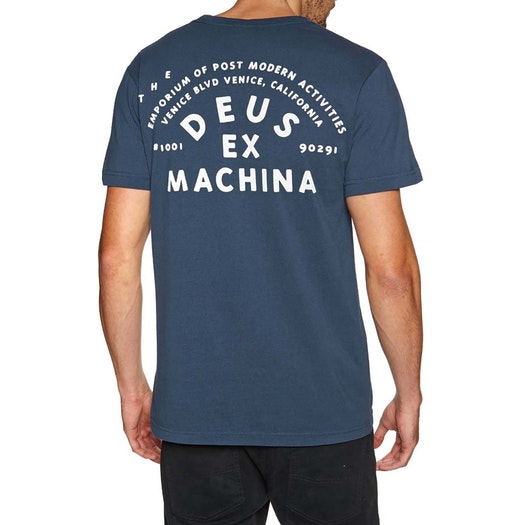 Deus Ex Machina The A100 , Kortärmad T-shirt