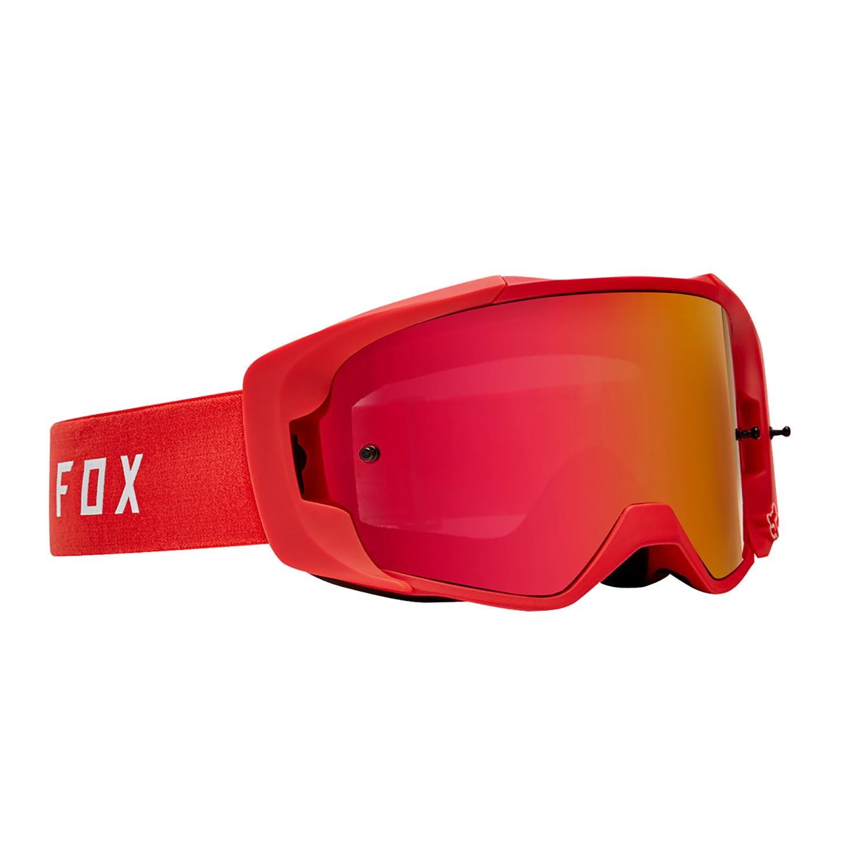 2020 Fox Racing Main II X Goggle-Flo Yellow