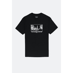 Pass-Port Hour Of Power S S T-Shirt - Black