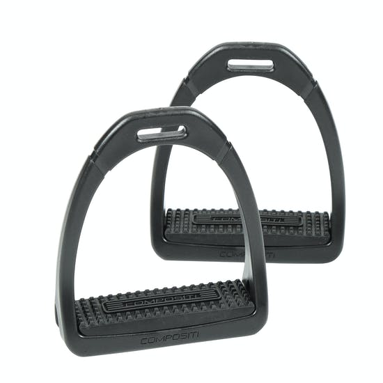 Shires Compositi Premium Profile Stirrup Irons