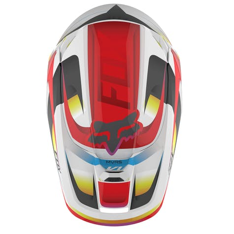 Fox Racing V1 Motif MX-Helm