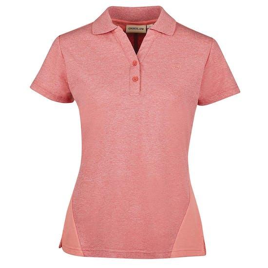 Dublin Aquila Short Sleeve Ladies Polo Shirt