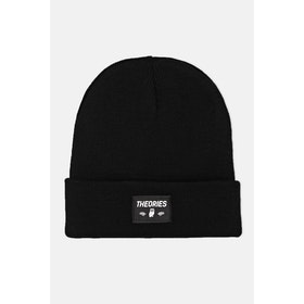 Theories Of Atlantis Moluch Acrylic Beanie - Black