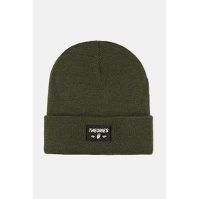 Theories Of Atlantis Moluch Acrylic Beanie - Olive