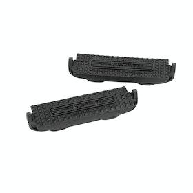 Shires Compositi Premium Profile Stirrup Treads - Black