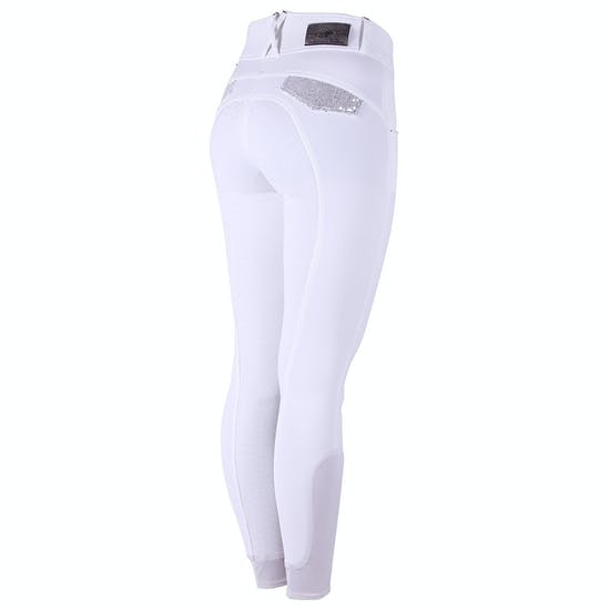 QHP Elena Anti Slip Full Seat Ladies Riding Breeches