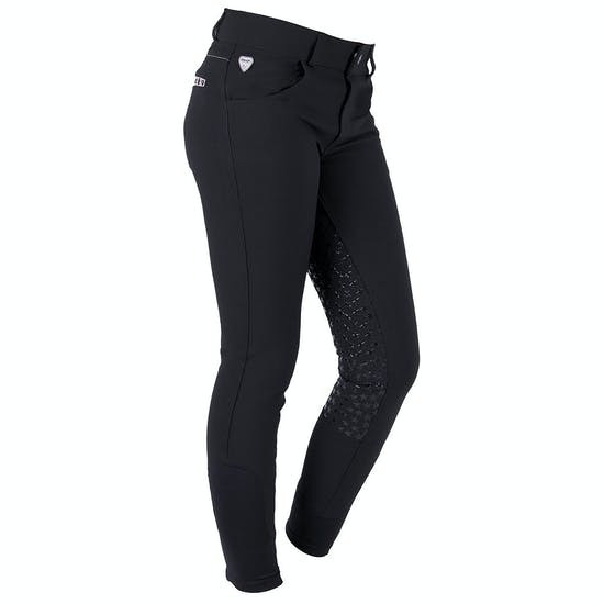 QHP Lara Anti Slip Full Seat Riding Breeches